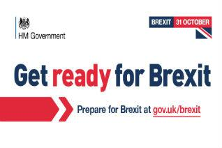 Get ready for Brexit campaign poster