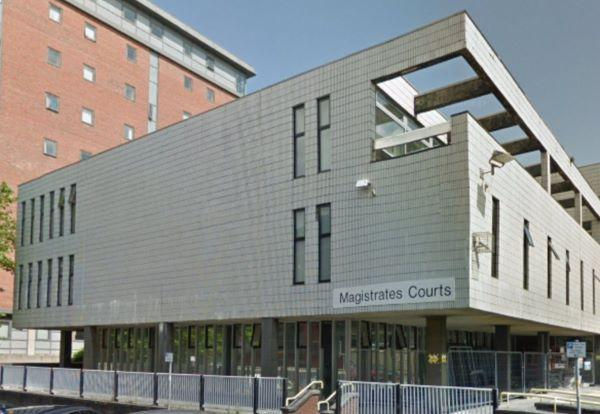 Preston Magistrates Court building