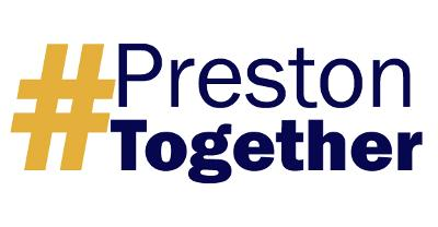 Preston Together logo