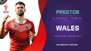 An image relating to Preston to host Wales for 2021 Rugby League World Cup