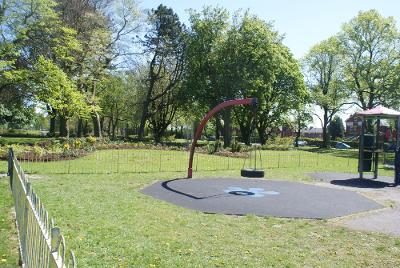 Moor Park play area