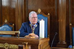 An image relating to Statement from Mayor of Preston, Councillor David Borrow, to mark national day of reflection