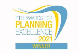 An image relating to Success for Preston's City Living Strategy at national planning awards